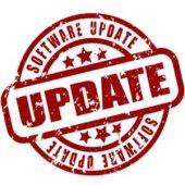 """image d'un tampon """"update"""""""